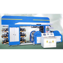 Plastics, PE, PP, FlexographicPrinting machine