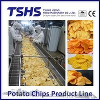 Potato Chips Machine