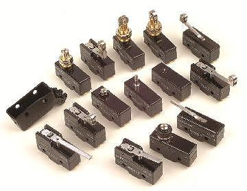 Z15 SERIES MICRO SWITCHES