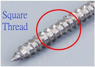 SQUARE THREAD SCREW