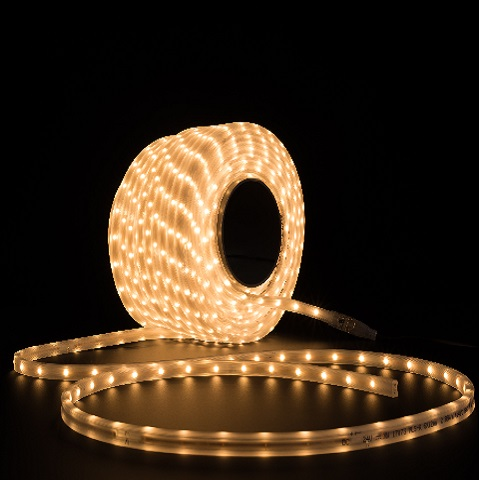 24V 5x8mm Warm White LED Decorative Strip Light