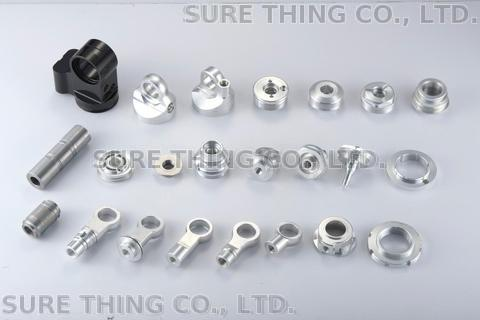Precise parts for shock absorber for car, motorcycles