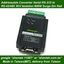 Serial com ports RS232 RS 232 Addressable