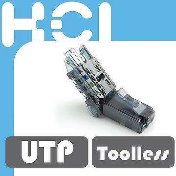 Taiwan Direct Attach Toolless Adjustable Rj45 Utp Modular