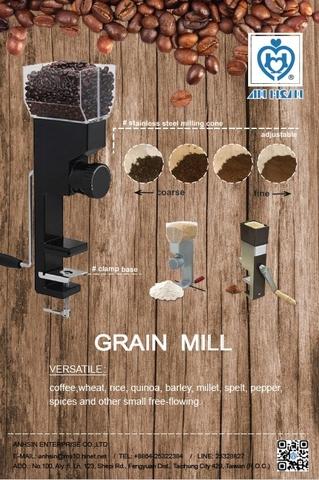 Grain Mill, Coffee Maker, Grinder