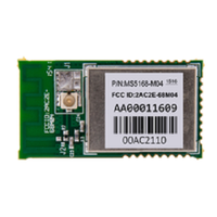 JN5168 High Power ZigBee module with u-FL connector