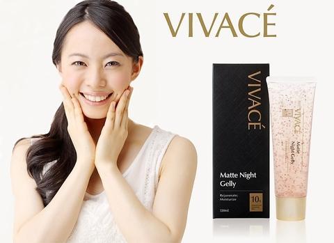 Hyaluronic Acid Gel Whitening Beauty Sleeping Face Mask
