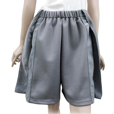 Button-Free Patient-Short Pants