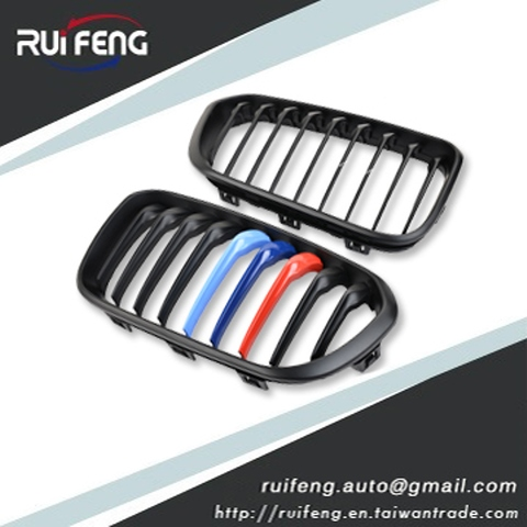 Front Grille Sport BMW 1 Series  F20 F21 LCI  M-Color