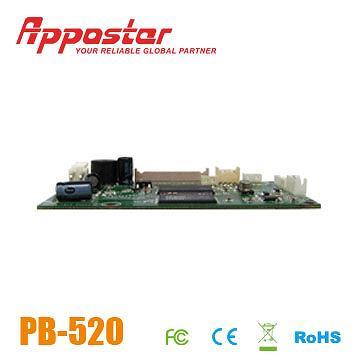 Appostar Printer Control Board PB520 Top View