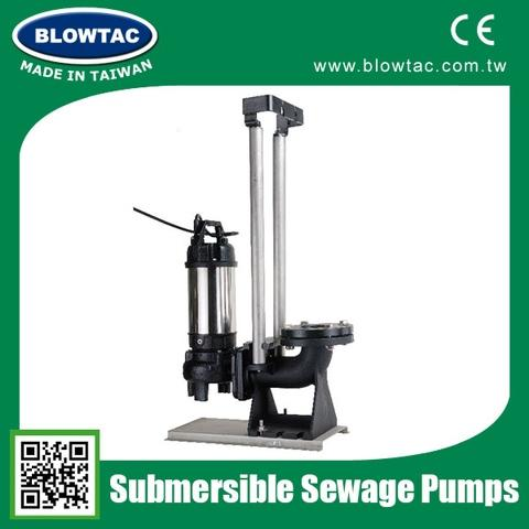 Submersible Vortex Sewage Pumps