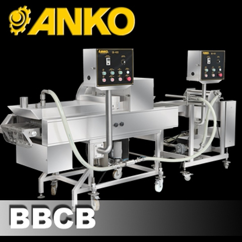 Automatic Dough Belt Making Machine(Anko Food Machine)