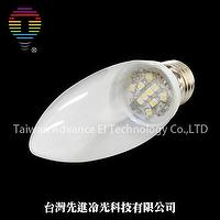 SMD LED Torpedo Shape Light  Bulbs 1W