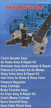 Truck and Trailler parts