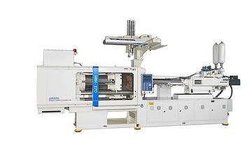 SINGLE CYLINDER DIRECT CLAMPING DRIVE HIGH EFFICIENCY INJECTION MOLDING MACHINE