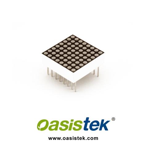 TOM-788, Dot Matrix Display, LED Display,  Oasistek