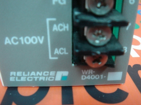 RELIANCE POWER SUPPLY WR-D4001