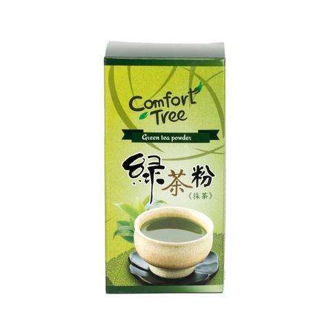 شاي الماتشا الأخضر العضوي