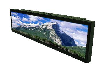 "Spanpixel, 19""Resizing LCD,1000 nits LED backlight, 1680x350 ultra wide aspect ratio 16:3"