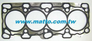 Taiwan engine gaskets MITSUBISHI 4G64K MD332035,Engine Head Gasket