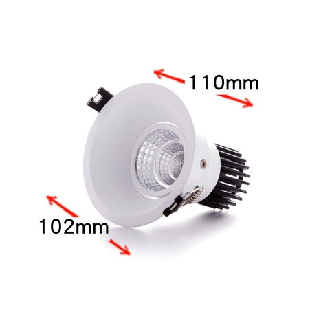 best service 3f773 3f6bd Taiwan 4 inch down view LED Downlight | Taiwantrade
