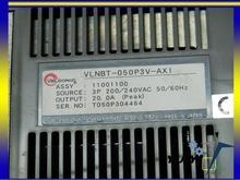TOSHIBA MACHINE  VELCONIC SERVO DRIVE  VLNBT-050P3V-AXI