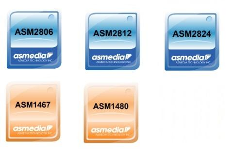 Asmedia PCIe packet Switch/Mux/Repeater/HDMI Level Shift