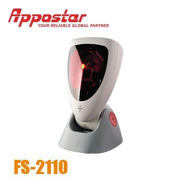 Appostar Scanner FS2110 White View