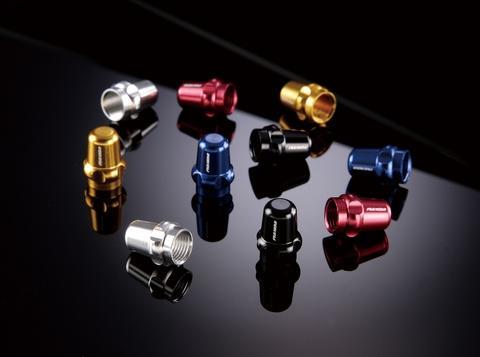 碳纖複合鋁件氣嘴蓋