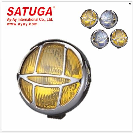 Taiwan Newest Fog Lights Car Projector Lamp Ay Ay