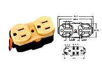 AC Electric Socket Plug & Adapter