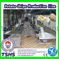 High Performance Successive Auto Fryer Potato Chips Frying Equipment
