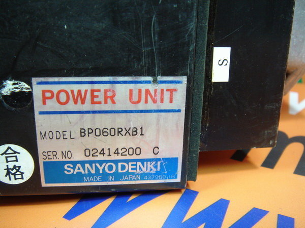 SANYO DENKI POWER UNIT BP060RXB1