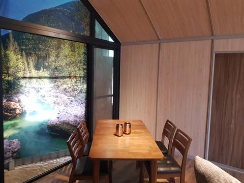 Rumah Nyaman Takasaki / Rumah Mobile Cepat / Rumah kombinasi