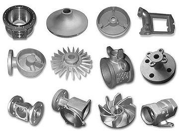 Taiwan Investment casting parts, OEM parts, lost wax ...