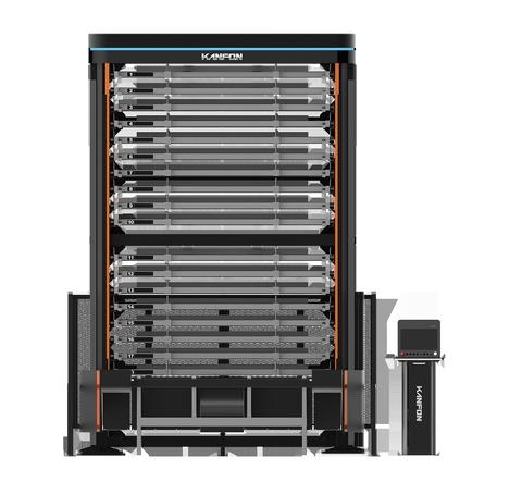 Intelligent Automatic Storage System