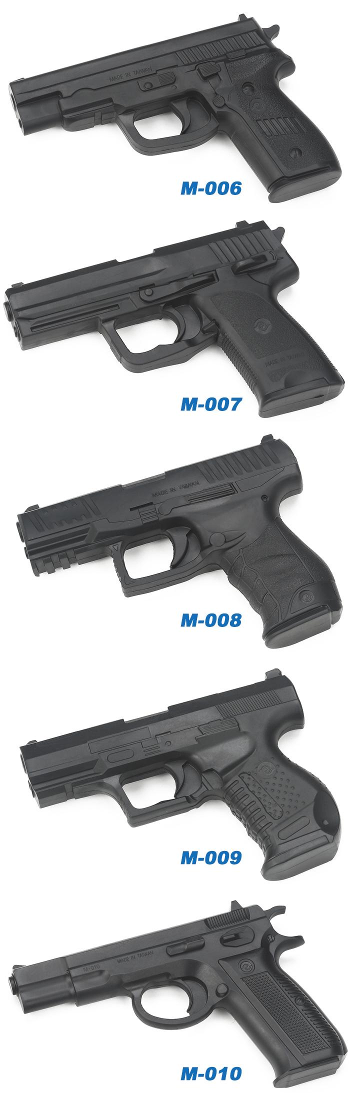 Taiwan TP RUBBER TRAINING GUN - HK USP CONTACT | INDICIA
