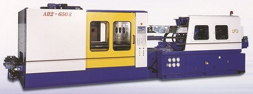 2 Colors Type Plastic Injection Molding Machine-Hydraulic Model