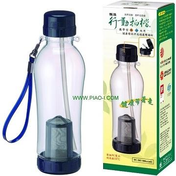 Travel Buddy (Portable Hot/Cold Dual Use Healthy Environmental Walk-cup)