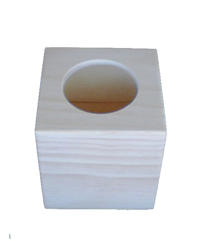 Square Napkin Box