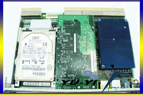 Radisys VME Processor Board PCI Card VGA Module SRGB Network card 60-0516-01
