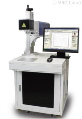 Fiber.CO2.UV Laser Marking Machine