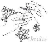 Tatting Shuttle-Assorted Colors
