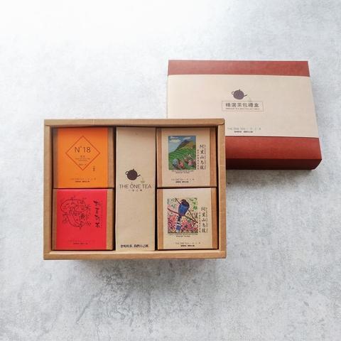 茶包禮盒任選4款660元