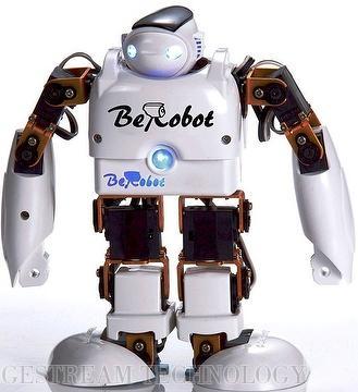 BeRobot Robotic  toy  15DOF White
