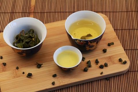 Dayuling Tea /