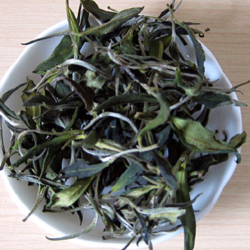 Nano white Oolong tea