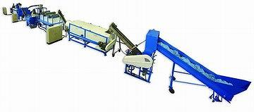 LDPE Film Washing Line