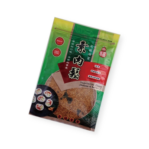 Dried Meat Floss for Vegetarian
