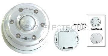 Auto Seneor LED Light